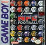 NFL Football Game Boy Game Off the Charts