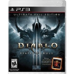 Diablo III: Ultimate Evil Edition Playstation 3 Game Off the Charts