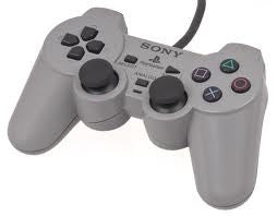 Original Playstation Dualshock Controller Playstation Accessory Off the Charts