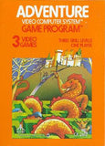 Adventure Atari 2600 Game Off the Charts
