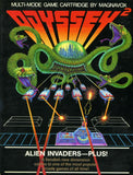 Alien Invaders-Plus! Odyssey 2 Game Off the Charts