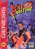 Art of Fighting - Off the Charts Video Games