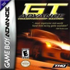 GT Advance Championship Racing - Off the Charts Video Games