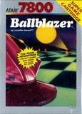 Ballblazer Atari 7800 Game Off the Charts