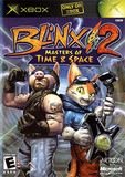 Blinx 2: Masters of Time & Space Xbox Game Off the Charts