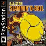 All-Star Slammin D-Ball Playstation Game Off the Charts