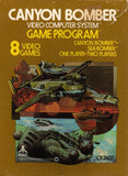 Canyon Bomber Atari 2600 Game Off the Charts