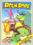 Roc N Rope Colecovision Game Off the Charts