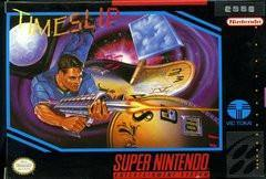 Timeslip Super Nintendo Game Off the Charts