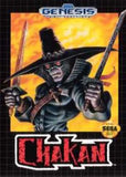 Chakan - Off the Charts Video Games