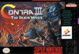 Contra III: The Alien Wars - Off the Charts Video Games
