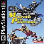 Freestyle Motorcross McGrath vs. Pastrana - Off the Charts Video Games