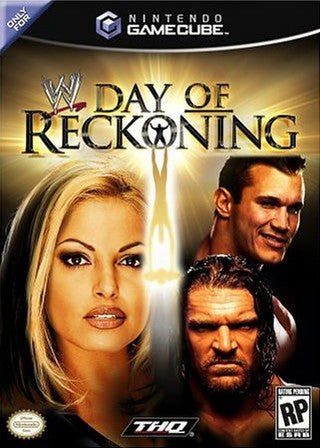 Day Of Reckoning Nintendo Gamecube Game Off the Charts