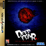 Deep Fear Sega Saturn Game Off the Charts