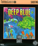 Deep Blue TurboGrafx-16 Game Off the Charts