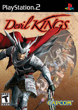 Devil Kings Playstation 2 Game Off the Charts