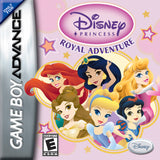 Disney's Princess: Royal Adventure Game Boy Advance Game Off the Charts