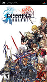 Dissidia Final Fantasy PSP Game Off the Charts