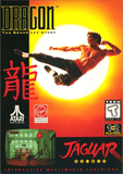 Dragon: The Bruce Lee Story Atari Jaguar Game Off the Charts