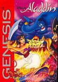 Aladdin Sega Genesis Game Off the Charts