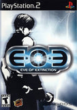 Eve of Extinction Playstation 2 Game Off the Charts