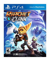Ratchet & Clank Playstation 4 Game Off the Charts