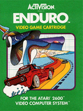 Enduro - Off the Charts Video Games