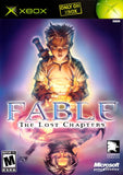 Fable The Lost Chapters Xbox Game Off the Charts