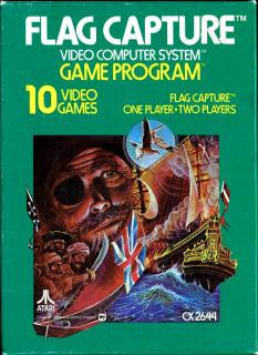 Flag Capture Atari 2600 Game Off the Charts