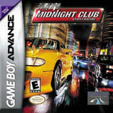 Midnight Club Street Racing Game Boy Advance Game Off the Charts