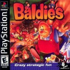 Baldies Playstation Game Off the Charts