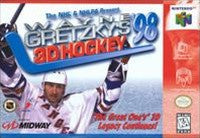 Wayne Gretzky's 3D Hockey '98 - Off the Charts Video Games
