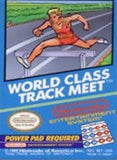 World Class Track Meet Nintendo NES Game Off the Charts