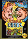 General Chaos Sega Genesis Game Off the Charts