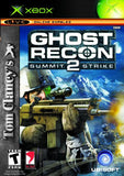 Ghost Recon Summit 2 Strike Xbox Game Off the Charts