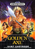 Golden Axe - Off the Charts Video Games