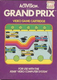 Grand Prix Atari 2600 Game Off the Charts