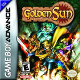 Golden Sun Game Boy Advance Game Off the Charts