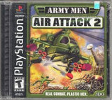 Army Men Air Attack 2 Playstation Game Off the Charts