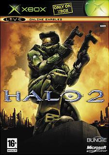 Halo 2 Xbox Game Off the Charts