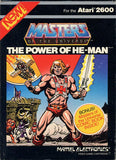 Master of the Universe: Power of He-Man Atari 2600 Game Off the Charts