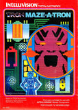 Tron: Maze-A-Tron Intellivision Game Off the Charts