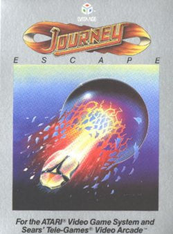 Journey Escape Atari 2600 Game Off the Charts