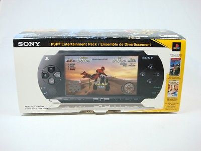 PSP 1001 Entertainment Pack PSP Console Off the Charts