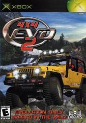 4X4 EVO 2 Xbox Game Off the Charts