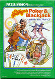 Poker and Blackjack Intellivision Game Off the Charts