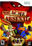 Looney Tunes: Acme Arsenal Wii Game Off the Charts
