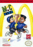 MC Kids - Off the Charts Video Games