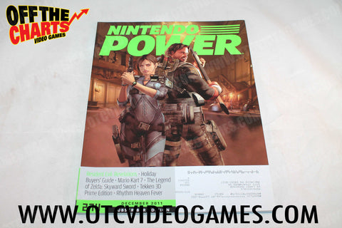 Nintendo Power 274 - Off the Charts Video Games