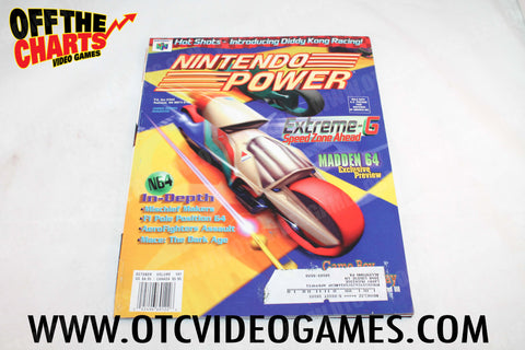 Nintendo Power Volume 101 - Off the Charts Video Games